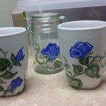 Morning Glory Mugs