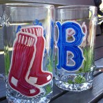 Red Sox Beer Mugs